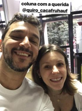 Lelê, comentarista da Rádio Atlântida e Gaúcha